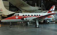 XX496 @ EGWC - HP137 Jetstream on display inside RAF Cosford Museum