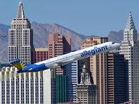 N877GA @ KLAS - Allegiant Air / 1994 McDonnell Douglas DC-9-83 (MD-83)