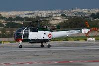 AS9211 @ MLA - Aerospatiale AS316B Malta Air Force
