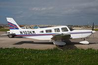 N103KM @ MLA - Piper 32 - by Yakfreak - VAP