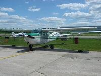 C-GWZA @ CYRO - Cessna 172M Taken at Rockliffe CYRO - by Michael Hopkinson