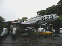 51-5623 - T-33A/Cafe Hikohjyo,Shizuoka (Preserved) - by Ian Woodcock