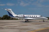 OY-NLA @ MLA - Cessna 650 Northflying
