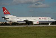 9H-ADH @ MLA - Air Malta Boeing 737-300