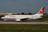 9H-ADI @ MLA - Air Malta Boeing 737-300