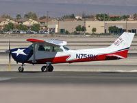 N751BK @ KVGT - West Air Aviation - Giles Holding Co. - Henderson, Nevada / 1978 Cessna 172N - Skyhawk