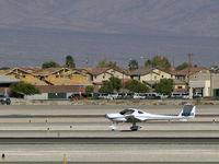 N474US @ KVGT - AMT Academy Inc. - Las Vegas, Nevada / 2006 Diamond Aircraft Ind Inc DA 20-C1