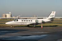 D-CHEP @ EBBR - General Aviation apron - by Daniel Vanderauwera
