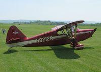 N8212K @ P45 - Taken at a fly-in in 2006 - by Steel61
