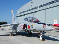 56-5601 @ RJNG - Kawasaki T-4/Gifu AB,Show - by Ian Woodcock