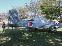 61-0406 @ RJNG - Fuji T-34A/Gifu AB,Preserved. - by Ian Woodcock