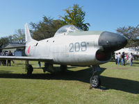 84-8209 @ RJNG - F-86D/Gifu AB,Preserved (carries 04-8209) - by Ian Woodcock