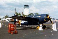 N1PP @ LCK - Old Paint scheme.  Rickenbacker AFB air show - by Glenn E. Chatfield