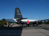 4782 - Kawasaki P-2J/Gifu Museum - by Ian Woodcock