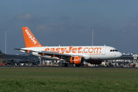 G-EZAW @ EHAM - Schiphol just after landing - by Jan Bekker
