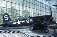 88382 @ BFI - Corsair at the Boeing Museum of Flight - by Glenn E. Chatfield