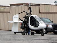 N5084U @ GPM - Nice Gyrocopter! At Grand Prairie Municipal