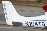 N104TQ @ PDK - Tail Numbers - by Michael Martin