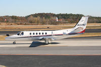 N122NC @ PDK - Taxing to Epps Air Service - by Michael Martin