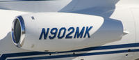 N902MK @ PDK - Tail Numbers - by Michael Martin