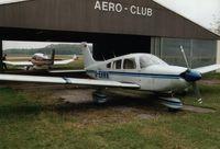 D-EHWN @ QFB - Piper PA-28-181 Archer II - by J. Thoma