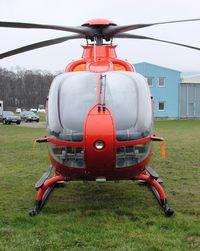 D-HEOY @ QFB - Eurocopter EC-135 T1 - by J. Thoma
