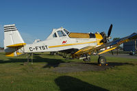 C-FYST @ YQS - Crop duster - by topgun3