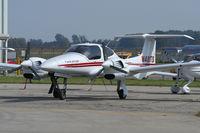 N481TS @ YXU - Parked by Diamond Flight Centre. - by topgun3