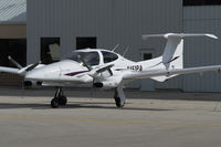 N461PA @ YXU - Parked by Diamond Flight Centre. - by topgun3