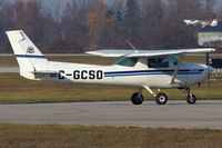 C-GCSO @ YXU - Taxiing out for takeoff. - by topgun3