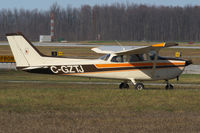 C-GZTJ @ YXU - Taxiing out for takeoff. - by topgun3