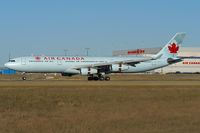 C-FYKZ @ YYZ - Landing on RWY33L. - by topgun3