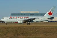C-GDSY @ YYZ - Landing on RWY33L. - by topgun3