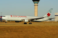 C-FMWU @ YYZ - Landing on RWY33L. - by topgun3