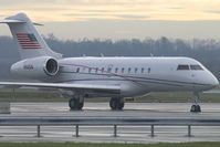 N50DS @ VIE - First Southeast Aviation Corp. Bombardier Globalexpress