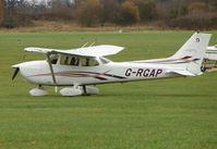 G-RGAP @ EGLM - Cessna 172S at White Waltham