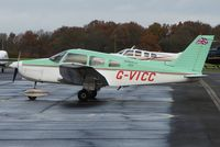 G-VICC @ EGTB - at Wycombe Air Park - Booker Airfield