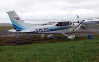 G-OLDG @ EGKB - Cessna T182T