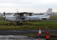 G-CPFC @ EGKB - Cessna F152