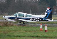G-NODY @ EGKB - AA-5B at Biggin