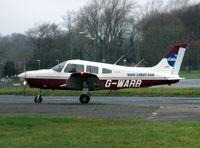 G-WARB @ EGKB - Pa-28-161 at Biggin Hill
