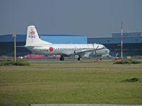 9042 @ RJTA - NAMC YS-11M/Atsugi - by Ian Woodcock