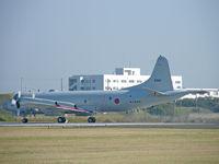 5061 @ RJTA - P-3C/Atsugi - by Ian Woodcock