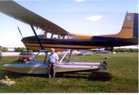 C-FUEY - FUEY at Selkirk, Manitoba, Canada - by Co-pilot