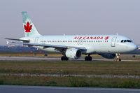 C-FDSN @ YYZ - Taxiing for departure via RWY23. - by Mark Kryst - YXUphoto
