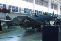 06583 - SBD-3 dauntless at the Battleship Alabama Museum - by Glenn E. Chatfield