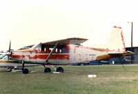 N3381G - Lockheed L-402 - Rare Bird- Destroyed in a fatal accident 3/29/86At the former Mangham Airport - North Richland Hills, TX