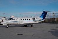 OE-GLS @ VIE - Tyrolean Jet Service Cessna 650 - by Yakfreak - VAP