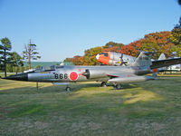 56-8666 @ RJTJ - F-104J/Iruma Air Base Collection - by Ian Woodcock