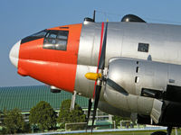 91-1145 @ RJTJ - Curtiss C-46A/Preserved,Iruma Air Base Collection - by Ian Woodcock